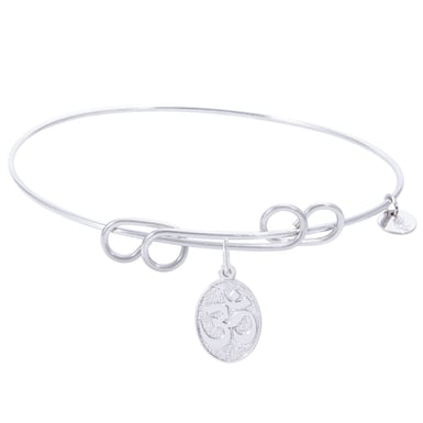 Rembrandt Carefree Bangle With Yoga Charm