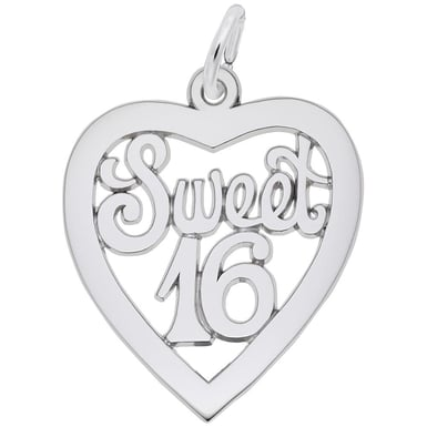 "Rembrandt ""Sweet 16"" Charm"