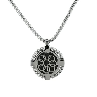 "Embrace the Difference® ""Compass"" Unisex Pendant"