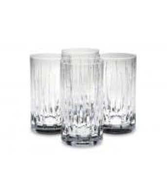 Reed & Barton SOHO Hiball Glass, Set of 4