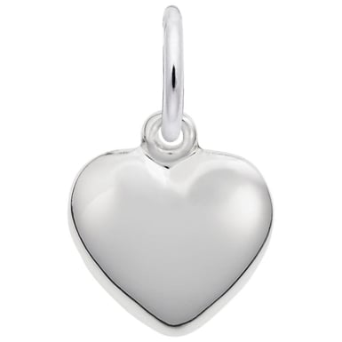 "Rembrandt ""Heart"" Charm"