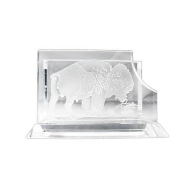 Buffalo Business Card Holder